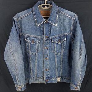 Vintage Abercrombie & Fitch Denim Jean Jacket